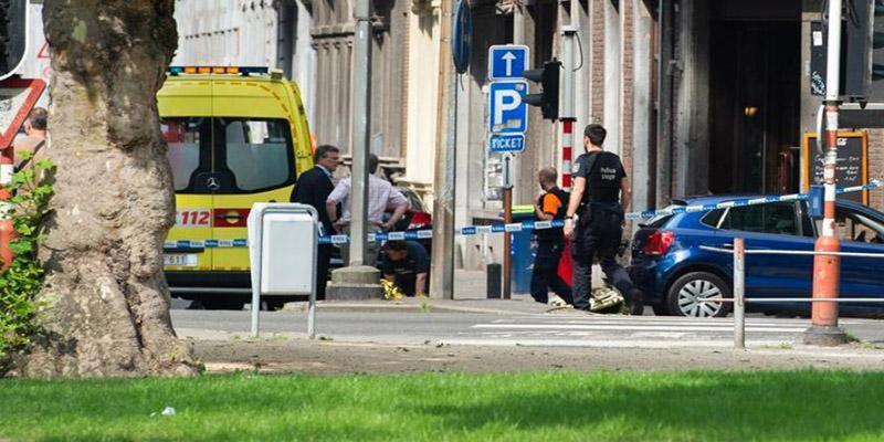 Fusillade à Liège (quatre morts): l'assaillant aurait crié