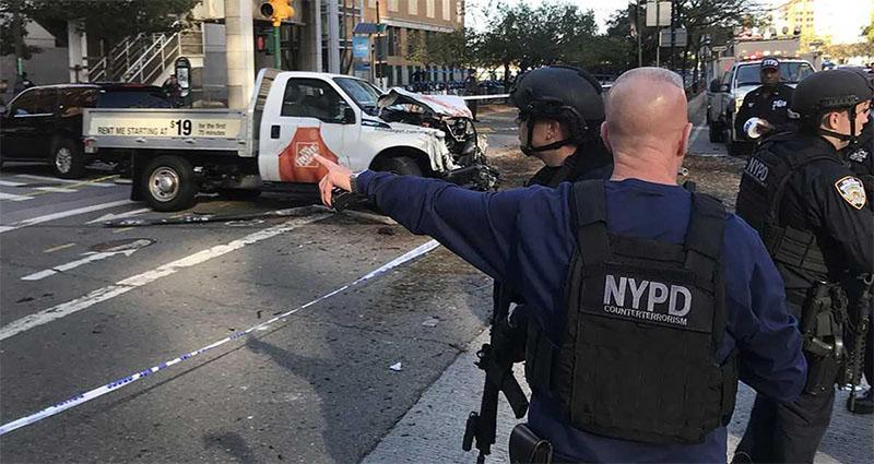 انفجار في وسط مانهاتن: اعتقال مشتبه به