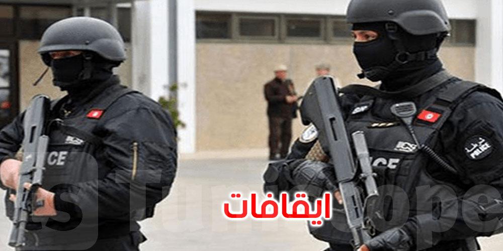 في حملات أمنية: إيقاف 56 مفتشا عنهم في قضايا حق عام