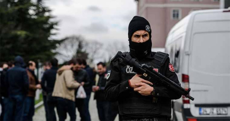 مقتل ثلاثة جنود أتراك في هجوم لمسلحين أكراد