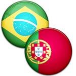 Coupe du monde 2010 - 25 juin 2010 - Portugal / Brésil