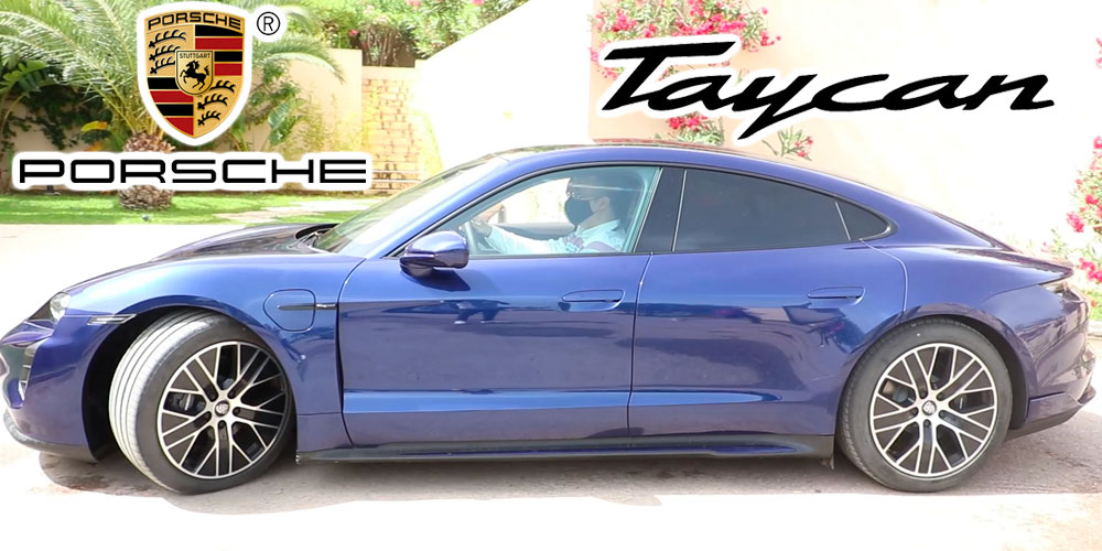 En vidéo : Test Drive de La Porsche Taycan, la berline sportive 100 % électrique