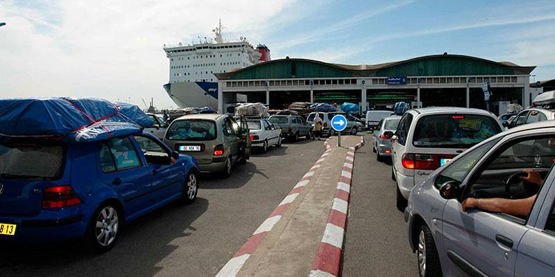 Nouveau record pour le port de la Goulette