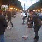 Nettoyons nos rues nous-mêmes, soyons autonomes !