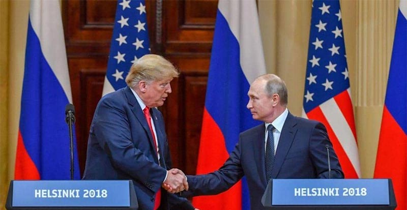 اليابان تحتضن لقاء جديدا بين بوتن وترامب