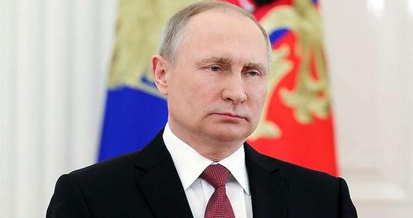 بوتين يوجّه رسالة إلى القادة العرب المجتمعين في السعودية