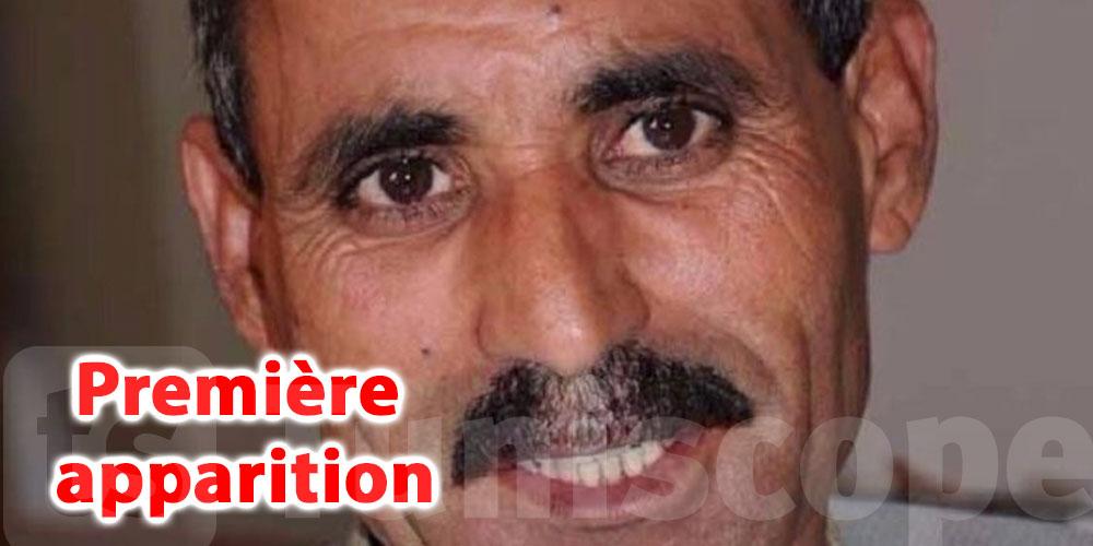 En photos : En béquilles…Première apparition de Fayçal Tebbini après sa libération