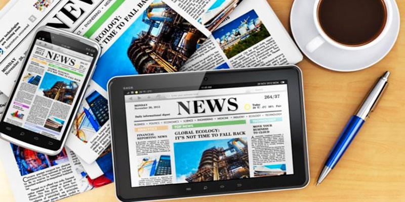 Augmentations salariales pour la presse écrite et électronique