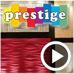 En vidéo : Prestige Peinture dévoile sa gamme de peinture décorative au MEDIBAT