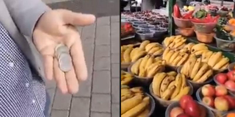 En vidéo : Tunisie vs Angleterre, un tunisien fait ses courses et compare les prix…