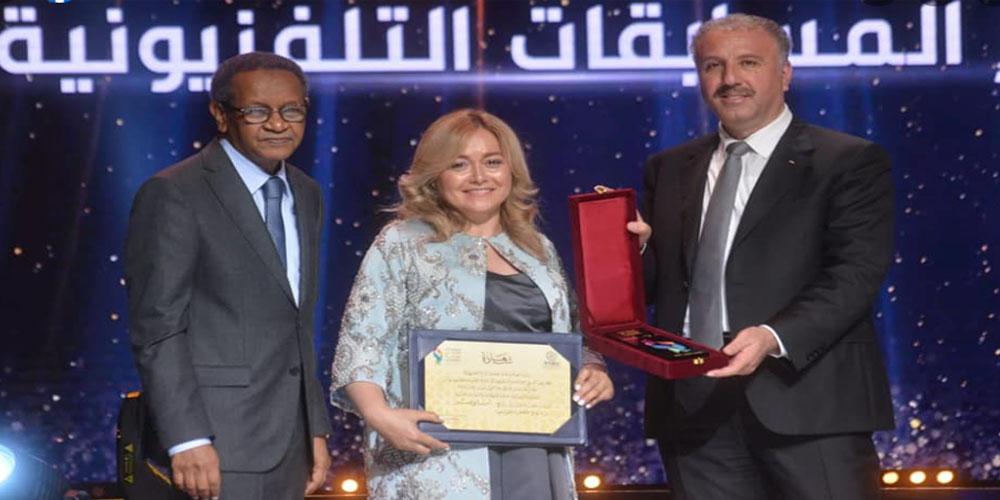التلفزة التونسية تتوج بثلاث جوائز في المهرجان العربي للإذاعة والتلفزيون
