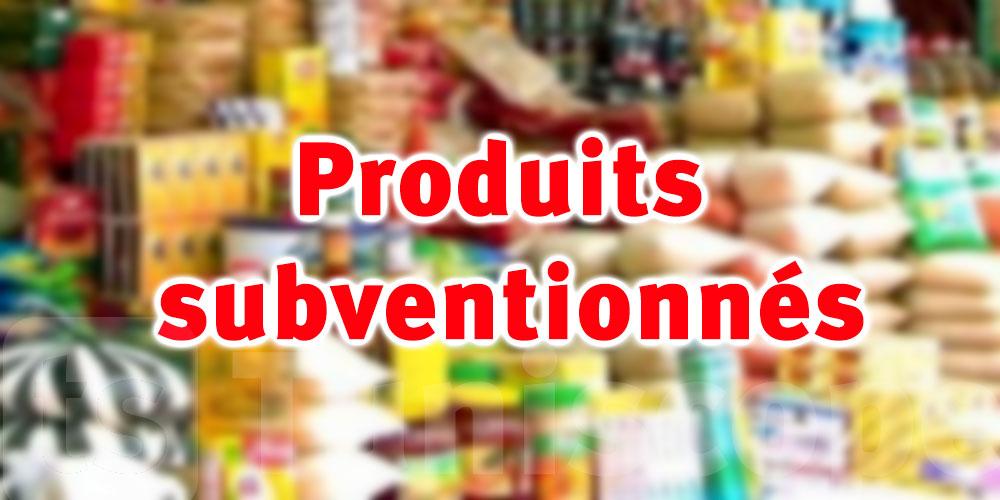 Va-t-on maintenir ou pas la subvention des produits de base ?