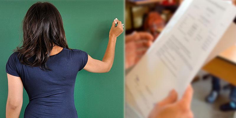 Une prof refuse de boycotter les examens : ''Ai-je le droit de briser le rêve de mes élèves ?''