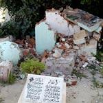 Les salafistes profanent le mausolée de Sidi Ahmed Assila au Bardo