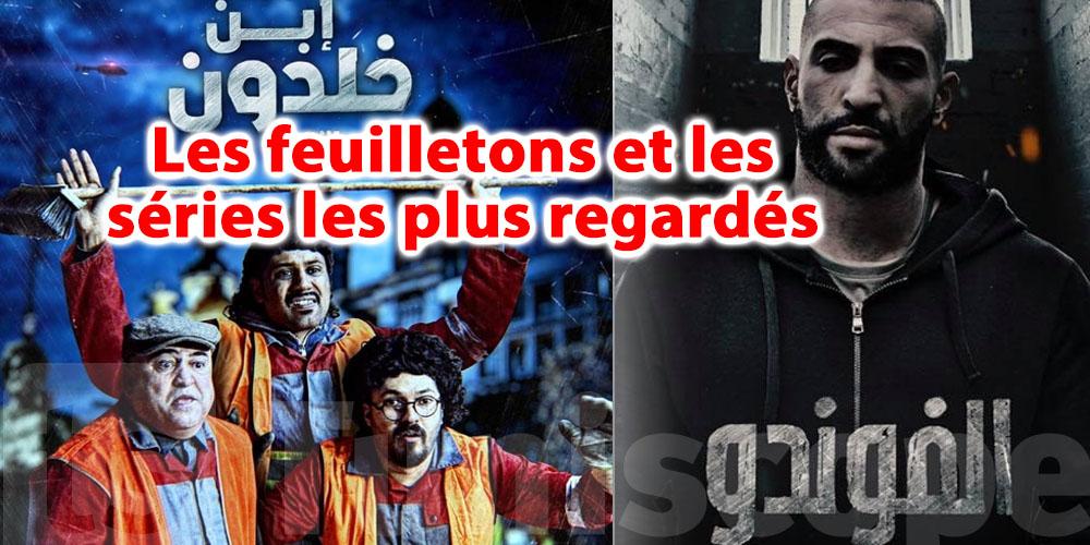 Quels sont les feuilletons et les séries les plus regardés par les Tunisiens ?