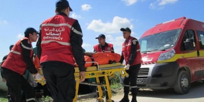 Le Kef: Trois agents de la protection civile placés en isolement