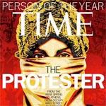 Le manifestant : personnalité de l'année de « Time Magazine
