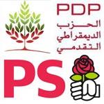 PS et PDP entre Hollande et Chebbi