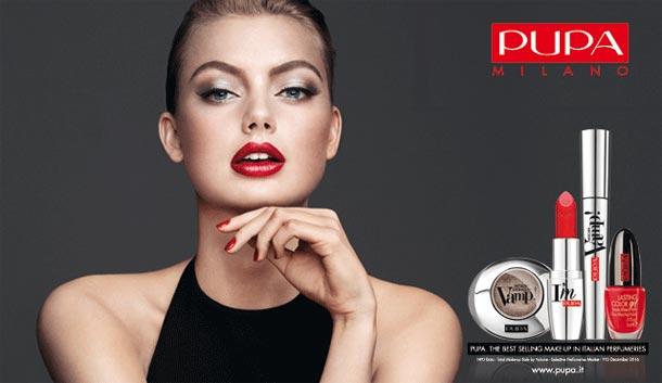 Lancement de la marque Pupa Milano en Tunisie