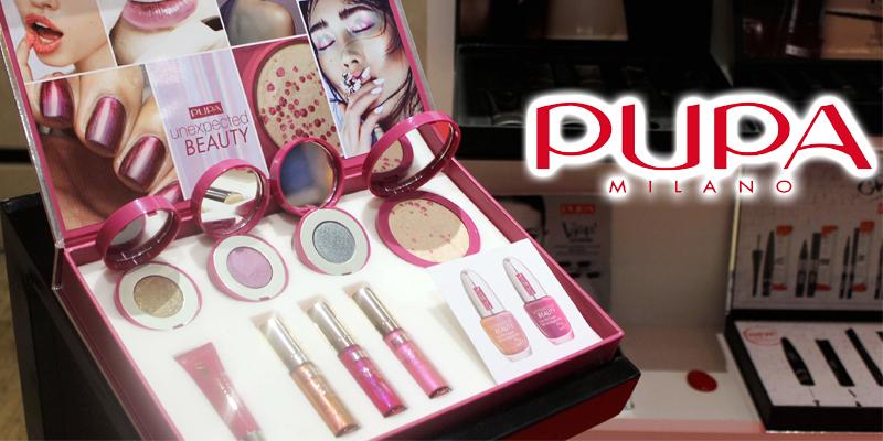 En vidéo : Découvrez les nouveautés make-up de la marque Pupa Milano