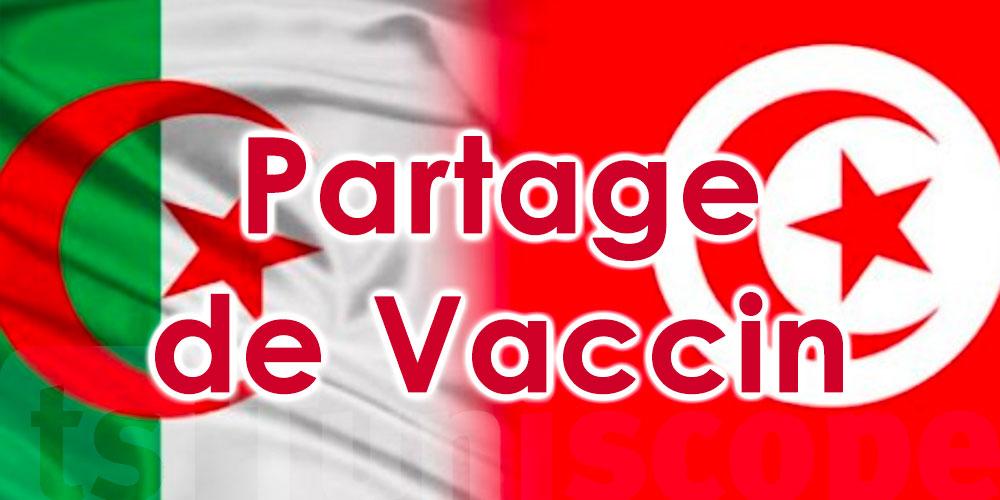 L'Algérie pose une condition pour partager son vaccin avec la Tunisie