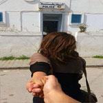 Photo du jour : la version tunisienne de Follow Me To