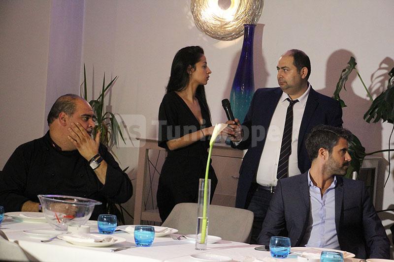 En photos: La marque Pyrex renouvelle son partenariat avec le Chef Teyssir Ksouri et présente ses nouveautés