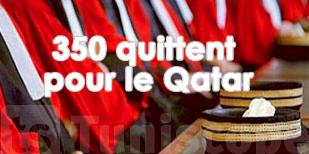 350 magistrats Tunisiens postulent pour partir au Qatar
