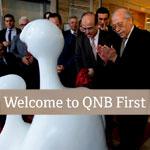 En photos : Inauguration de la première agence QNB First à Tunis