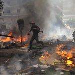 Égypte : 464 morts dans les violences , dont 43 policiers