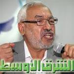 راشد الغنوشي : بعض الشباب يمكن أن يحلم بأن ينقل ما يقع في مصر لتونس ولكن هذا إضاعة للجهود