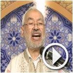 بالفيديو...خطبة الجمعة : راشد الغنوشي يعتبر ان داعش شوّه الجهاد وحوّله إلى مشروع حرب أهلية