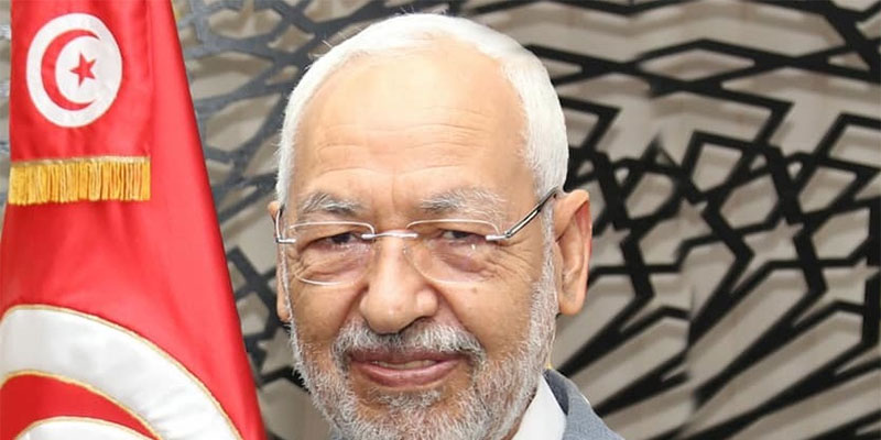 رسمي، النهضة ترشح راشد الغنوشي لرئاسة البرلمان
