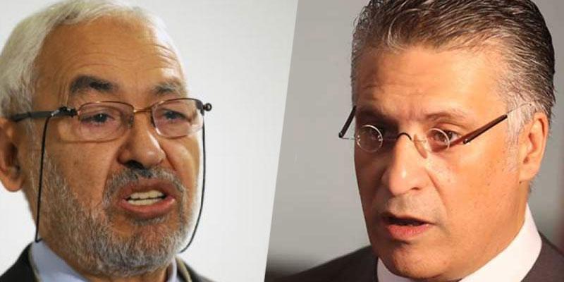 Il n'y a pas eu de deal entre Ennahdha et Qalb Tounes, selon Khelifi