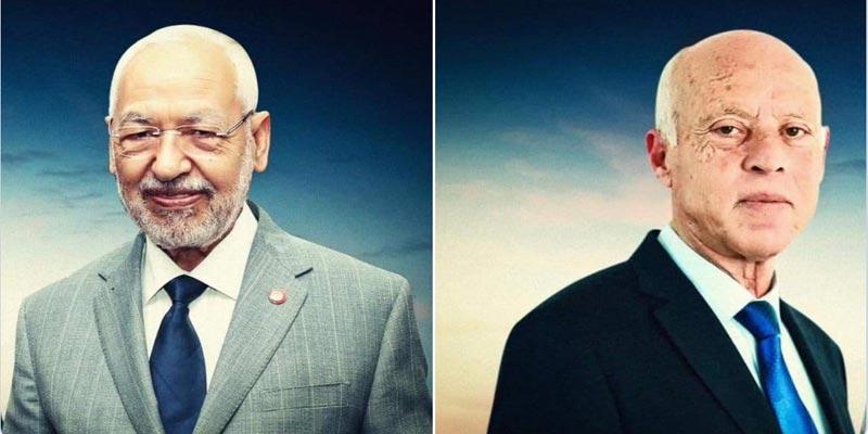 Pas de tension entre Rached Ghannouchi et Kaïs Saïed, selon Lotfi Zitoun