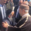 بالصور: الغنوشي يزور حارّة اليهود بجربة