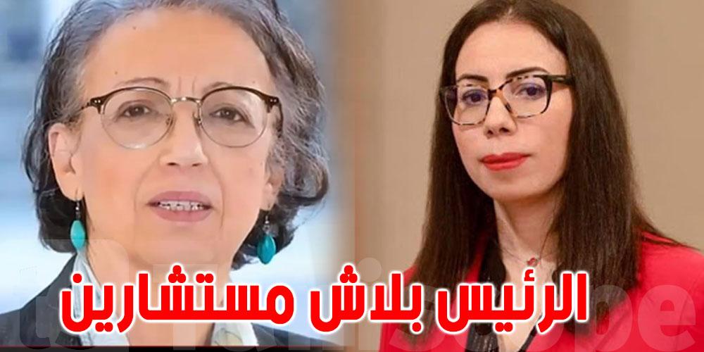 رشيدة النيفر تكشف ''صراحة'' أسباب خلافها مع نادية عكاشة
