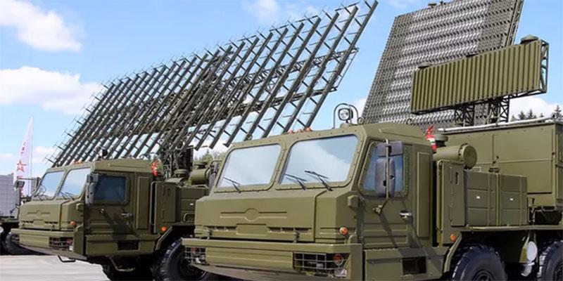 روسيا تعزز قدراتها الدفاعية برادارات متطورة