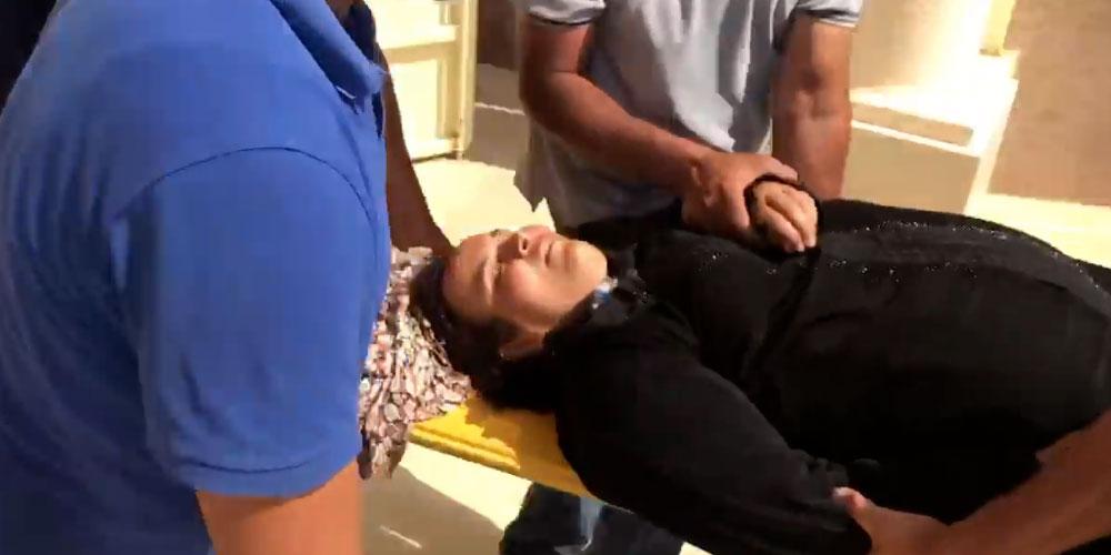 Radio Tataouine reçoit des jets de bombes lacrymogènes