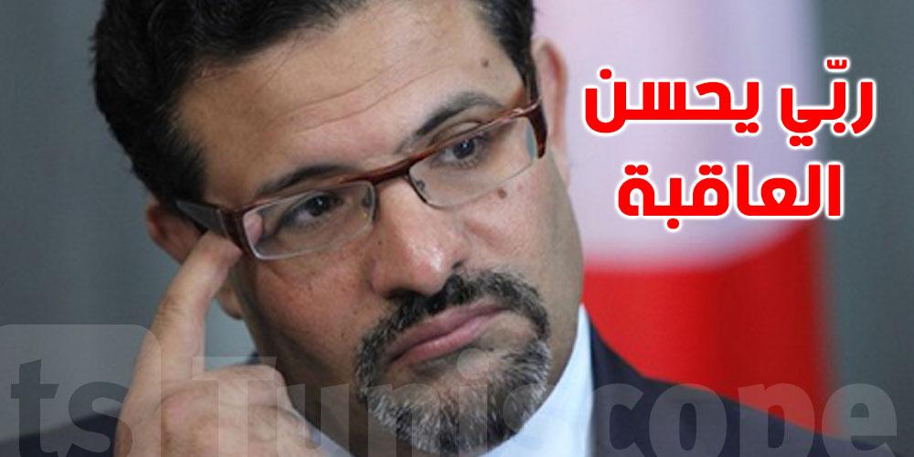 رفيق عبد السلام: ''ربّي يحسن العاقبة''