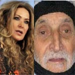 وفاة والد الفنّانة رغدة المخطوف لدى عناصر من المعارضة المسلّحة و إبنته ترثيه بقصيدة على فايسبوك