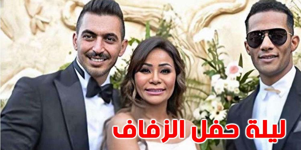 ليلة الزفاف..القبض على زوج شقيقة محمد رمضان