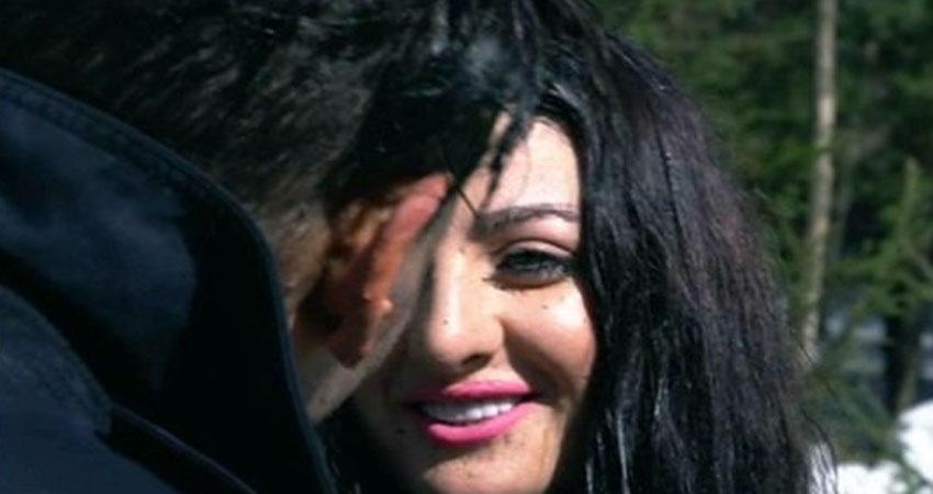 بالفيديو.. صافيناز تنهار في رامز تحت الصفر