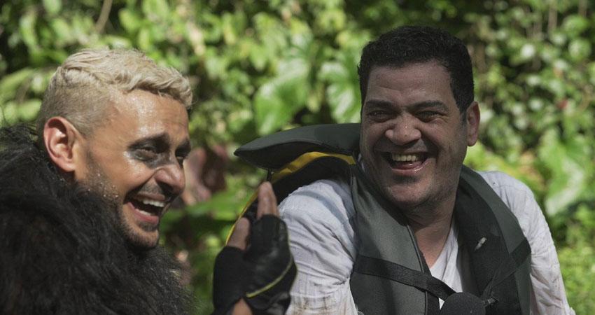 ردود فعل غاضبة من رامز جلال بسبب سخريته من طاهر أبو ليلة