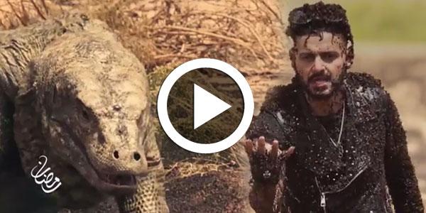 بالفيديو..رامز جلال يدفن أصدقاءه في 'رامز تحت الأرض'