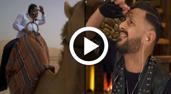 بالفيديو..الشاب خالد يسقط في فخ رامز جلال
