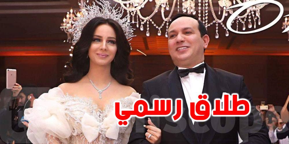 بالصورة..رسميا طلاق علاء الشابي ورملة الذويبي