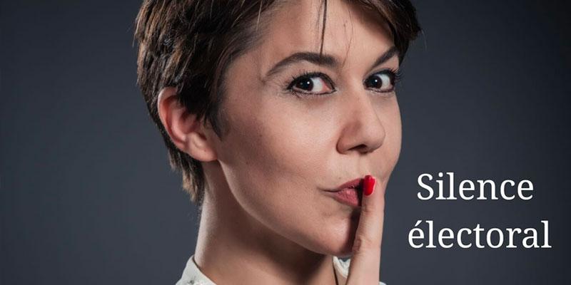 Rania Barrak dit Chuut ! Silence électoral