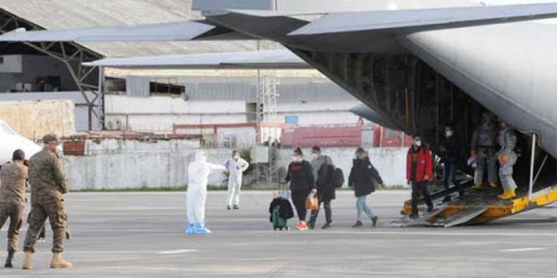 Coronavirus : rapatriement des Tunisiens à l'étranger