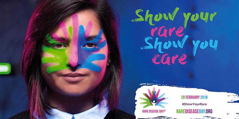 11ème Journée des Maladies Rares : Montrez que vous êtes rares et intéressés